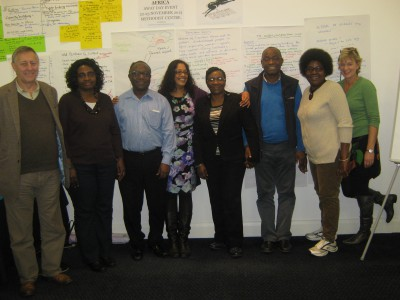 The Transform Africa Team at an Away Day Event